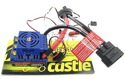 1/10 BRUSHLESS E-REVO ESC Waterproof Mamba MXL-6S Monster e-maxx Traxxas 5608