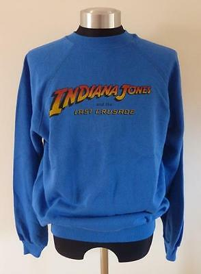 Indiana Jones and the Last Crusade Genuine Original Cast and Crew Sweatshirt