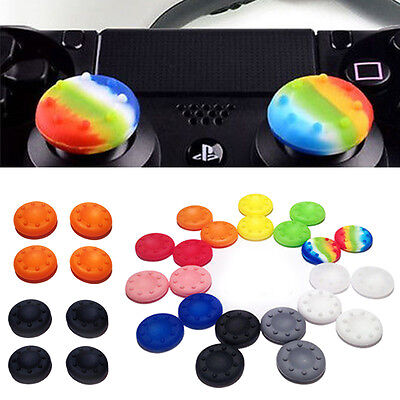 10pcs PS3 PS4 XBOX ONE 360 Analog Controller Silicone Cap Cover Thumb Stick Grip