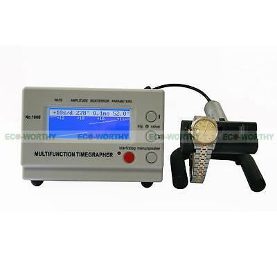 No 1000 Mechanical Watch Timing Tester Meter Timegrapher for Automatic Watches