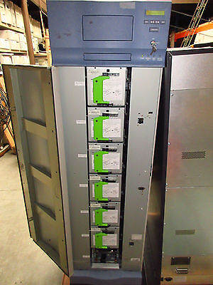 Pioneer Drm-7000 700 Disk Changer / Dvd-Rom Flexlibrary System Disc Library