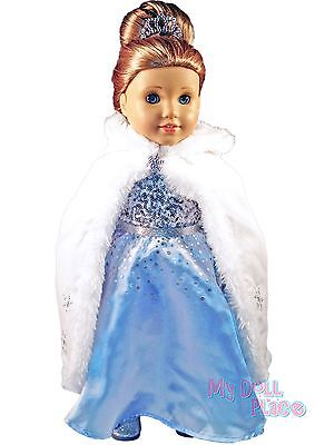 American Girl Merry & Bright Gown NIB 2013 Exclusive Outfit Dress Doll Authentic
