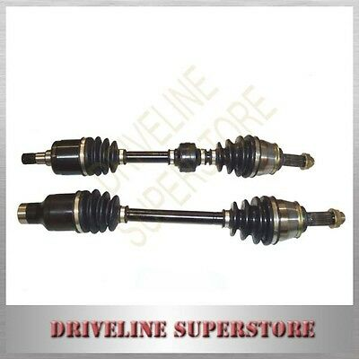 A SET OF TWO  CV JOINT SHAFTS for MAZDA 323 ASTINA BA 1.8L year 1996-1998 all