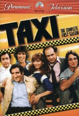 Taxi: The Complete First Season [3 Discs] (2004, REGION 1 DVD New)