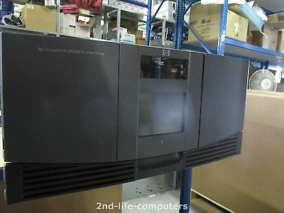 HP StorageWorks MSL6030 AD607B Tape Library Autoloader EXCLUDING TAPE DRIVES