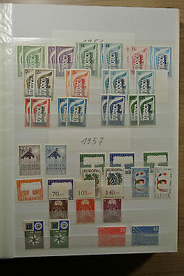 Lot 23459 Collection stamps of Europa CEPT 1956-1981.