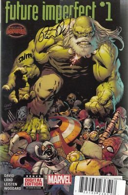 Future Imperfect #1 David Signed Dynamic Forces Variant