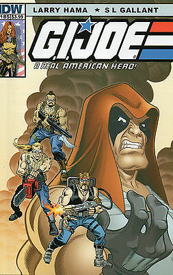 G.I. Joe #185 (NM)`12 Hama/ Gallant
