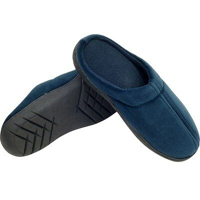 Comfort Pedic Remedy™ Memory Foam Slippers Large House Shoes Unisex