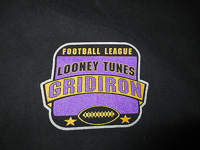 FOOTBALL LEAGUE Looney Tunes TAZ TASMANIAN DEVIL GRIDIRON (LG) T-Shirt