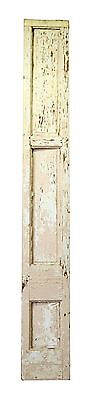 Tall and Narrow Distressed Wooden Panels