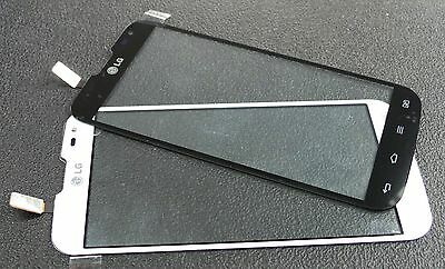 OEM T-MOBILE LG Optimus Dual L90 D410 DIGITIZER TOUCH SCREEN GLASS WHITE / BLACK