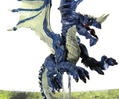 Tyranny of Dragons BLUE DRAGON #41 Icons of the Realms rare D&D miniature
