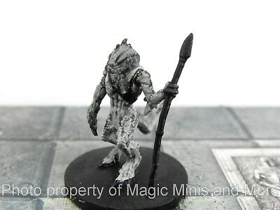 Elemental Evil TROGLODYTE #10 Icons of the Realms D&D miniature Dungeons