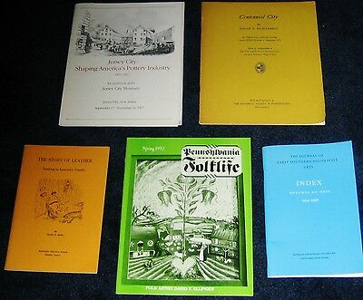 Miscellaneous Lot of Publications on Pennsylvania and Southern Antiques