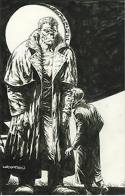 The Ghoul No.1 / 2009 Bernie Wrightson Variant Cover