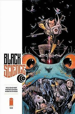 Black Science #12 (NM)`15 Remender/ Scalera  (Cover B)