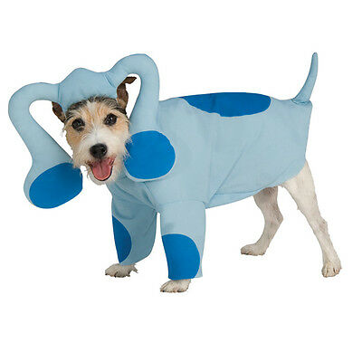 Blues Clues Blue Large Dog Costume - Fun for Halloween