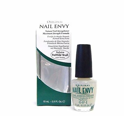 OPI Nail Treatment Strengthener Hardener ENVY Original.5oz/15ml