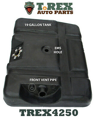 1973-1979 Ford Pickup 19 gallon REAR tank with EMS hole