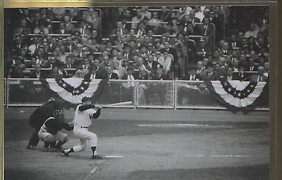 MICKEY MANTLE NEW YORK YANKEES ORIGINAL 35mm FILM PHOTO NEGATIVE 11