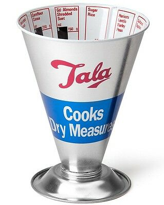 Dry Measure Dry Food Measuring Cup Cook's Dry Measure Cup Tala