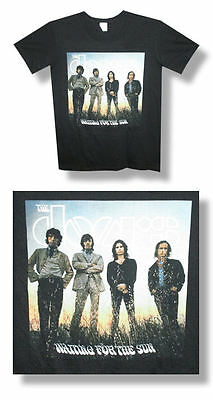 The Doors-NEW Waiting For The Sun LIGHTWEIGHT T Shirt-2XLarge FREE SHIP TO U.S.!