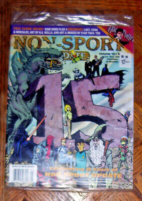NON-SPORT UPDATE VOL 16 NO 5 OCT 2005 - NOV 2005 15-Year Ann. Issue