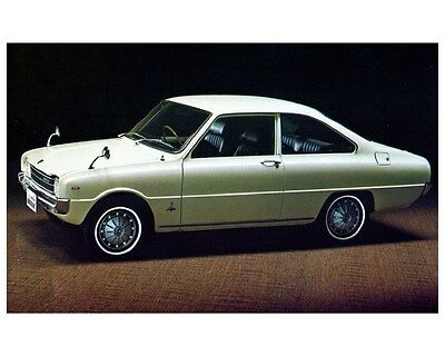 1968 1969 Mazda Familia 1200 Coupe Factory Photo ca3037