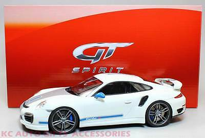 GT Spirit GT049 Porsche 911 Turbo S Techart 1:18 Scale Resin Model Car