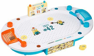 Despicable Me Minions Air Hockey Game Large 2 Player Game Xmas Gift Official