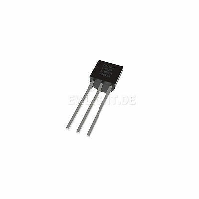 Transistor DS18B20 Digital Thermostat +/- 0,5° 1-wire TO-92