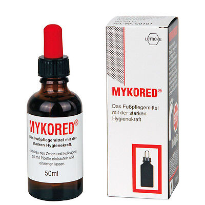 Mykored Nail Tincture 50ml Pipette - Anti Fungal - Best Price