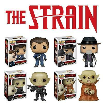 The Strain Funko Pop! Vinyl Figures - In Stock Now