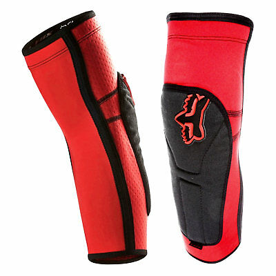 Fox Launch Enduro Elbow Pads Red 2016