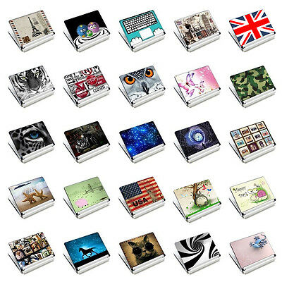 """Skin Sticker Cover Decal Protector Fits 15.6"""" 15"""" 14"""" HP IBM Sony VAIO Laptop PC"""