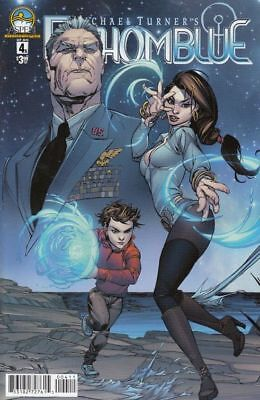 Fathom Blue Vol.1 #4 Cover A (Aspen Comics)