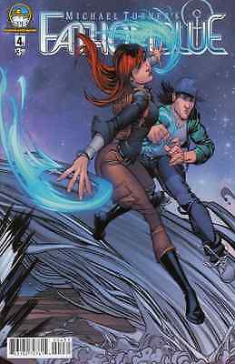 Fathom Blue Vol.1 #4. Cover C (Aspen Comics) Boarded. Free Uk P+P! New