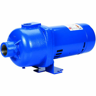Lancaster Pump SKS50 -  10.2 GPM 1/2 HP Cast Iron Shallow Well Jet Pump
