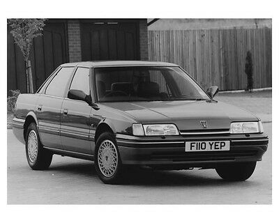 1989 Austin Rover 800 Sterling Automobile Factory Photo ch8773