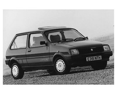 1988 Austin MG Metro 1300 Automobile Factory Photo ch8788