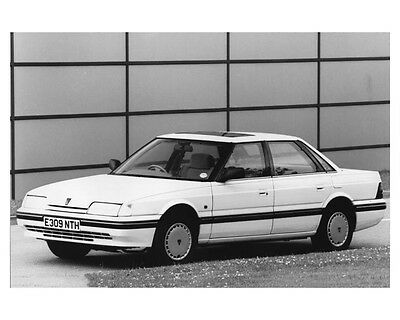 1988 Rover 820 Si Automobile Factory Photo ch8789