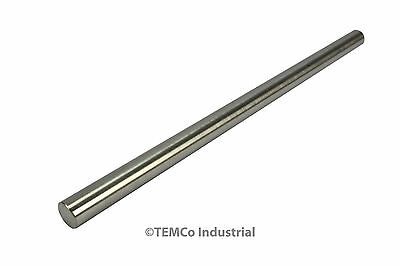 "1/2"" Inch Dia 12"" Long 304 Stainless Steel Round Bar Lathe SS Rod Stock .50"""