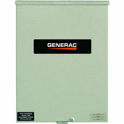 Generac 400-Amp Automatic Smart Transfer Switch w/ Power Management