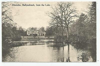 northern ireland postcard ulster irish down ballynahinch