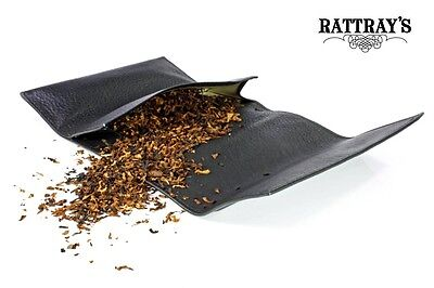 "RATTRAY'S Tabakbeutel "" Roll Up Pouch "" Leder Rollbeutel"