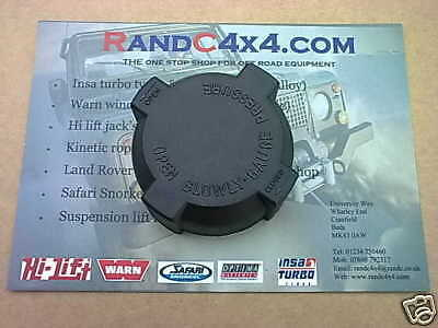 Land Rover Discovery  Expantion Tank bottle Cap NTC7161
