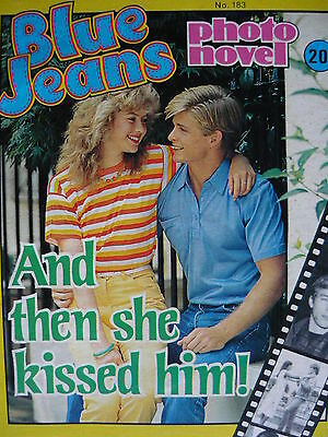 Blue Jeans Photo Novel - Issue 183