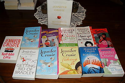 Lot of 12 Romance Novels Harlequin Large Print Suspense and Silhouette Paperbacks