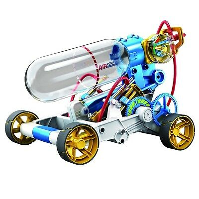 New Air Power Engine Car - Science Discovery Kit Educational Toy For Kids Gift